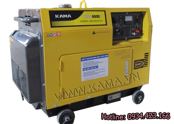 máy phát điện công nghiệp Kama KDE15TN 1