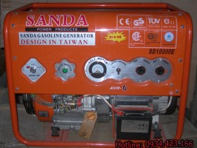 máy phát điện gia đình SD10000E