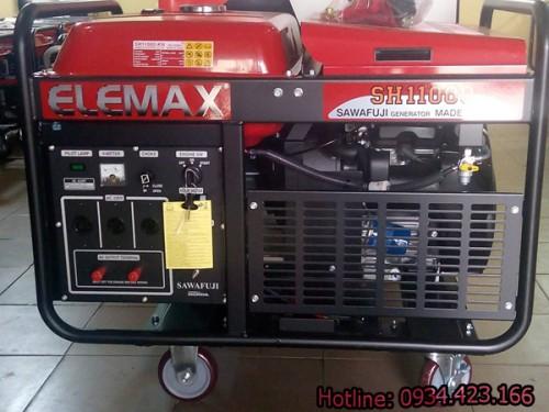 elemax 11000ex2