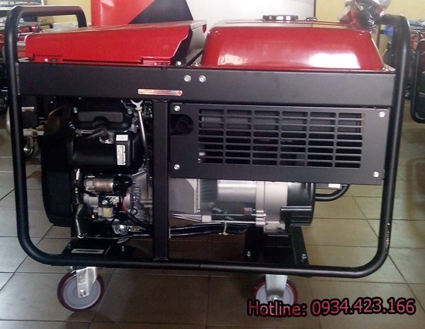 Máy phát điện Honda ELEMAX SH11000DXS 2
