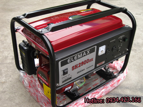 máy phát điện honda elemax sh2900ex 1