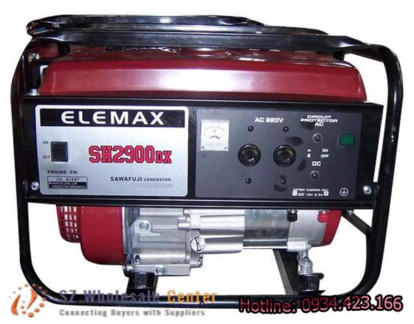 máy phát điện honda elemax sh2900ex 3