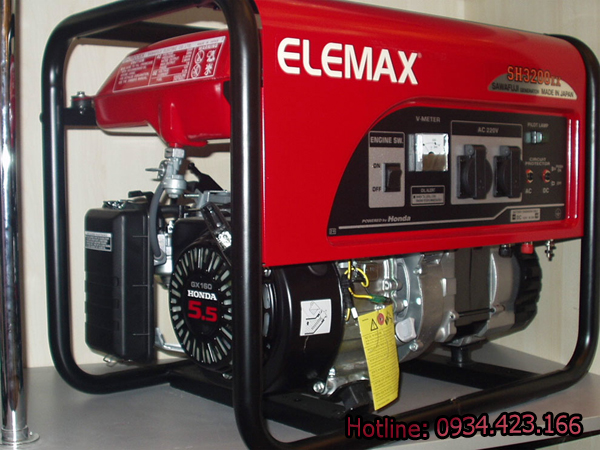 máy phát điện honda elemax SH3200EX 2