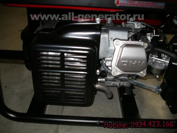 máy phát điện honda elemax SH3200EX 5
