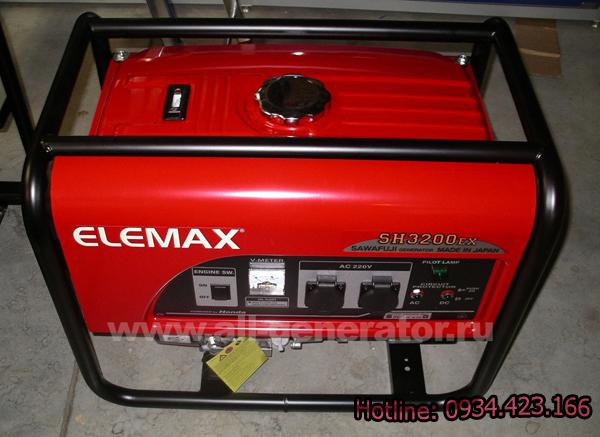 máy phát điện honda elemax SH3200EX 1