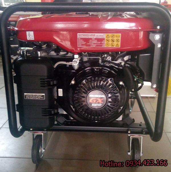 Máy phát điện Honda ELEMAX SH7600EX 3