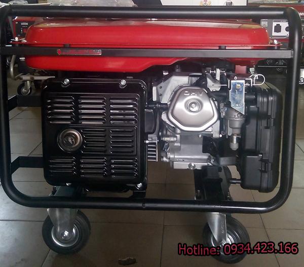 máy phát điện honda elemax sh5500 2