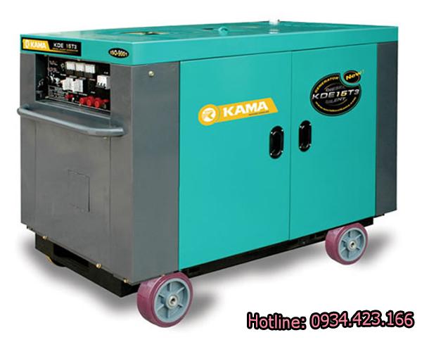 máy phát điện công nghiệp Kama KDE 15T3