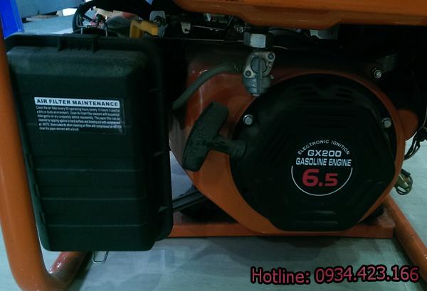 máy phát điện mini Sanda sd3200e 4