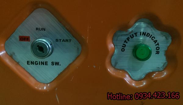 máy phát điện gia đình SD4500e 6