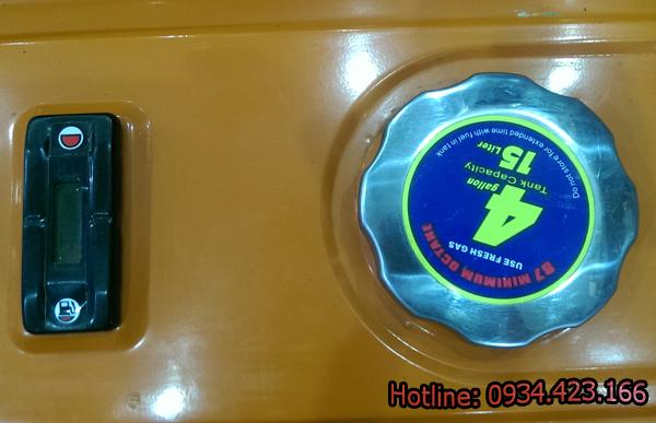 máy phát điện gia đình SD4500r  6