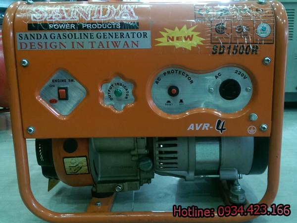máy phát điện mini SD1500r