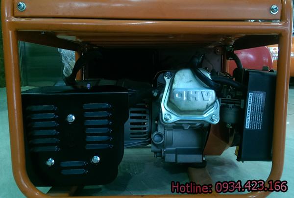 máy phát điện mini SD1500r 3