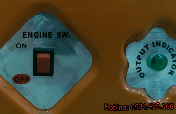 máy phát điện mini SD1500r 6