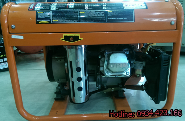 máy phát điện mini 3200r 4