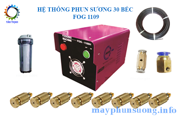 he thong phun suong fog 1109