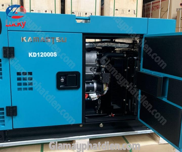 Máy Phát điện Kamastsu Kd 12000s (3) Min