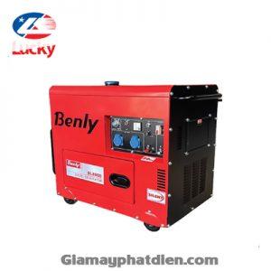 Máy Phát điện Benly Bl 8800