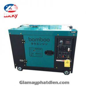 Máy Phát điện Diesel Bmb7800edc 7,0kva1pha (có đề Cót)(ảnh Bìa)