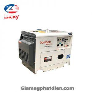Máy Phát điện Diesel Bmb8000edc 7,0kva 1pha (có đề Cót)(ảnh Bìa)