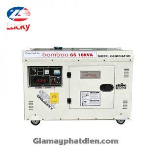 Máy Phát điện Diesel Bmbgs10kva 10kva3 Pha(ảnh Bìa)
