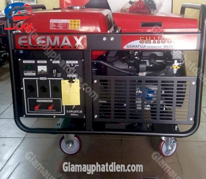 May Phat Dien Honda 12.5kw Sh 1100dx 1 Min