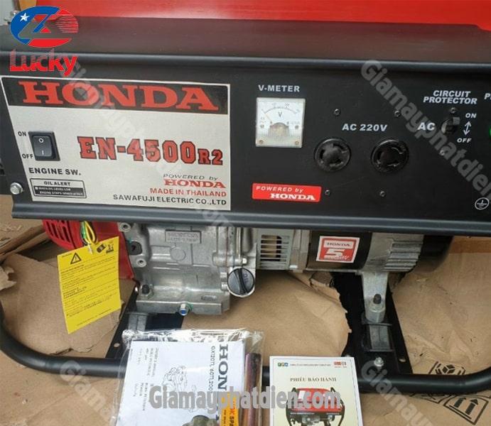May Phat Dien Honda 3kw 1 Min
