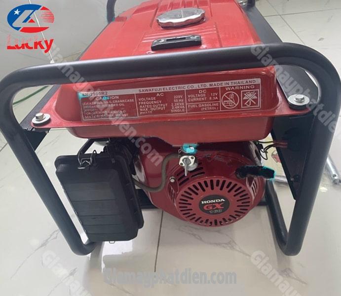 May Phat Dien Honda 3kw 2 Min