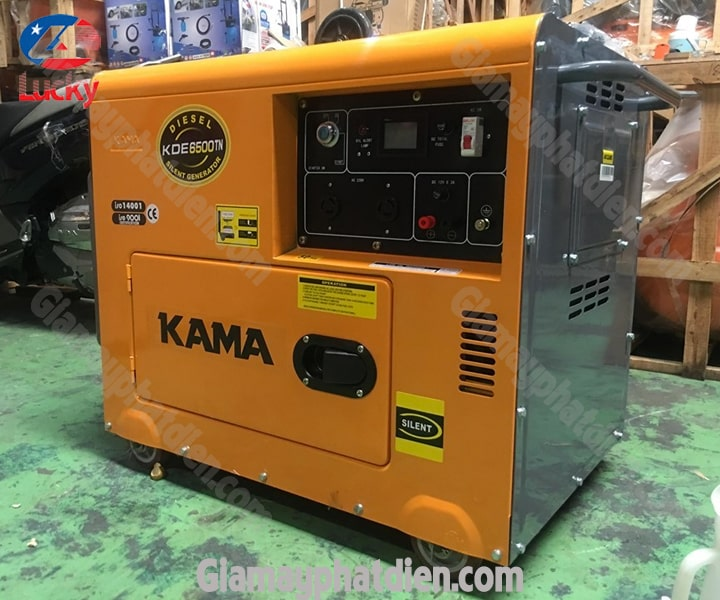 May Phat Dien Kama 5kw Kde6500t3n 6 Min
