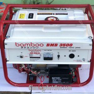 May Phat Dien Chay Xang Bamboo 3kw Bmb3500cx 1 Min