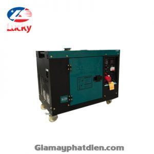 Máy Phát điện Diesel 3 Pha Bmb9800et3p 10,0kva 3pha(ảnh Bìa)