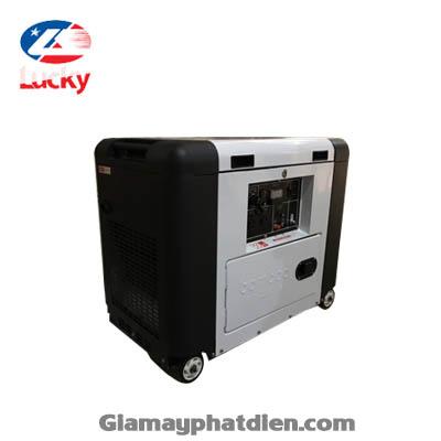 Máy Phát điện Diesel Bmb7800e 7,0kva 1pha(ảnh Bìa)