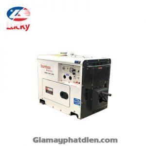 Máy Phát điện Diesel Bmb9800eat 10,0kva 1pha (có đề Cót) (ảnh Bìa)