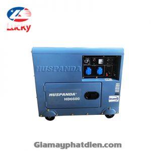 Máy Phát điện Huspanda Hd6600 (máy Dầu Giảm âm)