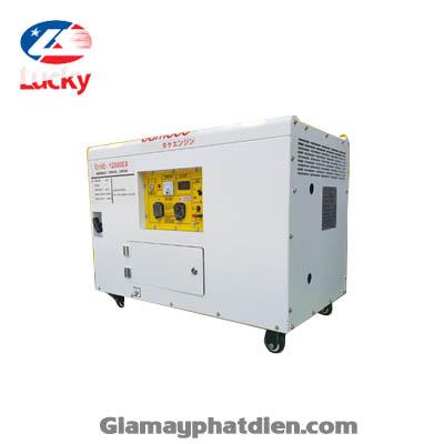 Máy Phát điện XĂng Bmb 12000ex(ảnh Bìa)