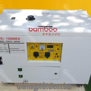 May Phat Dien Chay Xang Bamboo 10kw Bmb 12000ex 2