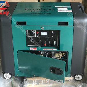 May Phat Dien Diesel Bmb7800e 70kva 1pha 1 Min