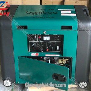 May Phat Dien Diesel Bmb7800e 70kva 1pha 6 Min