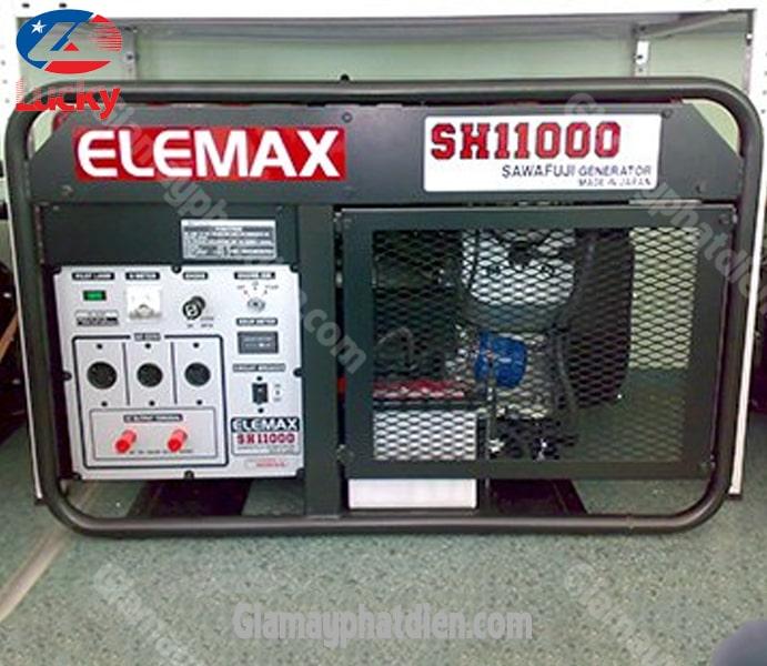 May Phat Dien Honda 12.5kw Sh 1100dx 2 Min