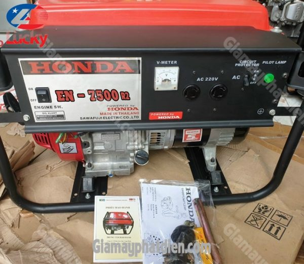 May Phat Dien Honda 5.5kw Co De En 7500r2 1 Min