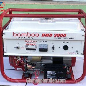May Phat Dien Chay Xang Bamboo 3kw Bmb3500cx 3 Min